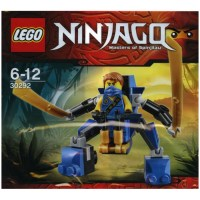 LEGO Jay's Nano Mech Set 30292   Brick Owl - LEGO Marketplace
