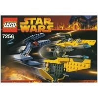LEGO Jedi Starfighter and Vulture Droid 7256 | Brick Owl ...