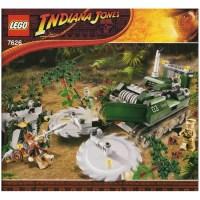 LEGO Jungle Cutter 7626 | Brick Owl - LEGO Plateforme