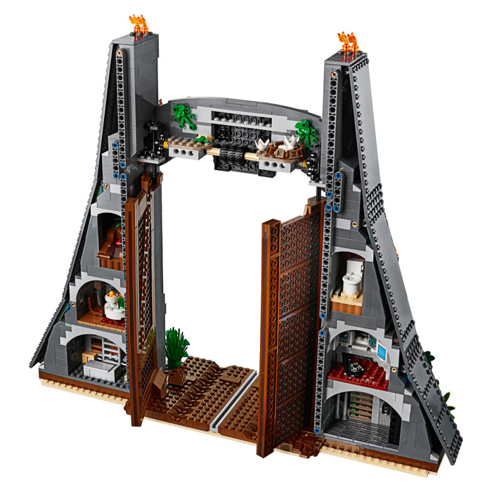 LEGO Jurassic Park: T. Rex Rampage Set 75936 | Brick Owl - LEGO Marketplace