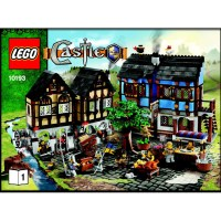 Medieval Lego Set. enlighten medieval series no 1019 the ...