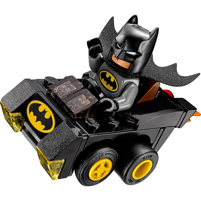LEGO Mighty Micros Batman vs Catwoman Set 76061  Brick