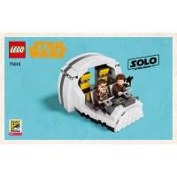 LEGO Millennium Falcon Cockpit Set 75512 Instructions ...