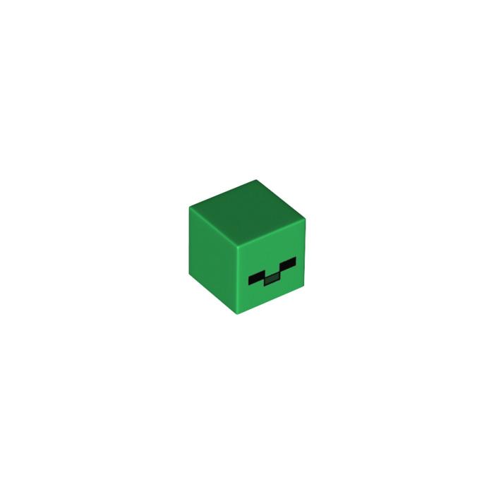 Lego Minecraft Zombie Head 20049 28269 Brick Owl Lego Marketplace
