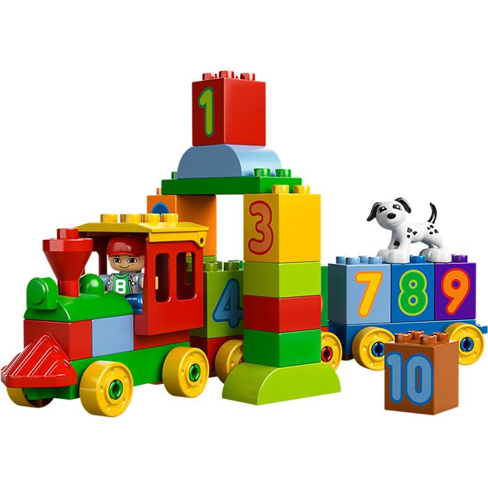 LEGO Number Train Set 10558 | Brick Owl - LEGO Marketplace