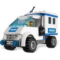 LEGO Police Dog Unit Set 7285