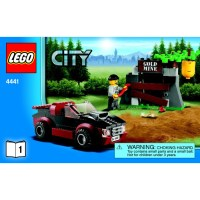 Lego Police Truck Instructions   www.pixshark.com - Images ...