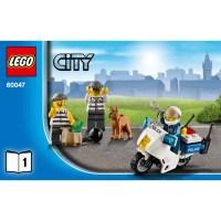 LEGO Police Station Set 60047 Instructions | Brick Owl ...