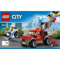 LEGO Police Station Set 60141 Instructions | Brick Owl ...