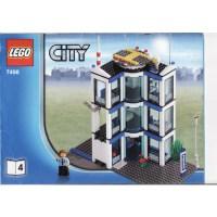 LEGO Police Station 7498 Instructions | Brick Owl - LEGO ...