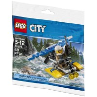 LEGO Police Water Plane Set 30359