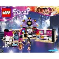 LEGO Pop Star Dressing Room Set 41104 Instructions | Brick ...
