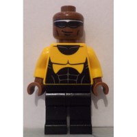 LEGO Power Man Minifigure | Brick Owl - LEGO Marketplace