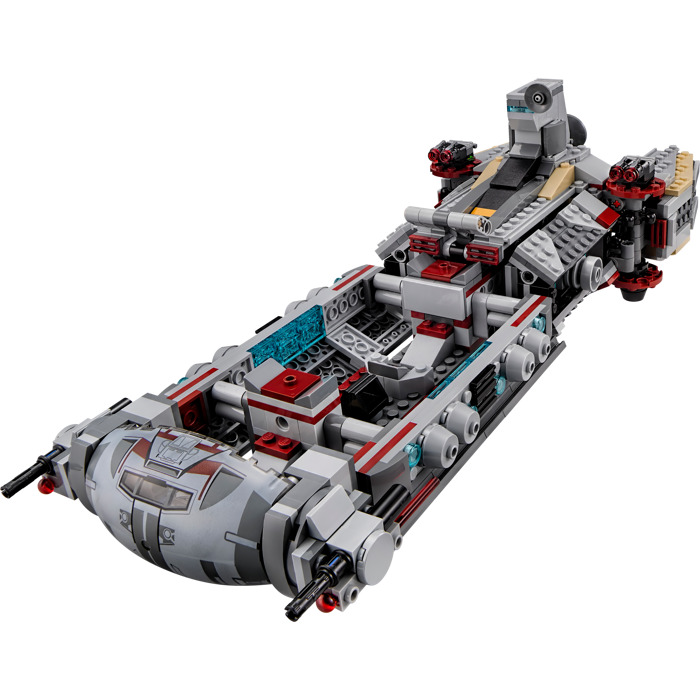 Lego Rebel Combat Frigate Set 75158