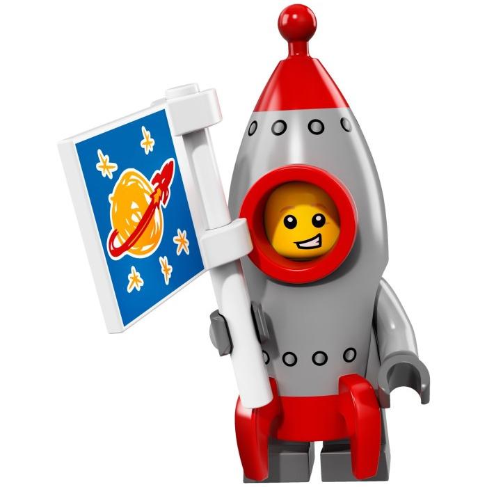LEGO Rocket Boy Set 71018-13 | Brick Owl - LEGO Marketplace