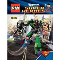 LEGO Superman vs. Power Armor Lex Set 6862-2 Instructions ...