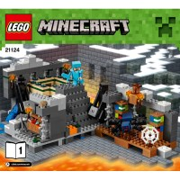 LEGO The End Portal Set 21124 Instructions | Brick Owl ...