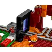 LEGO The Nether Portal Set 21143 | Brick Owl - LEGO ...