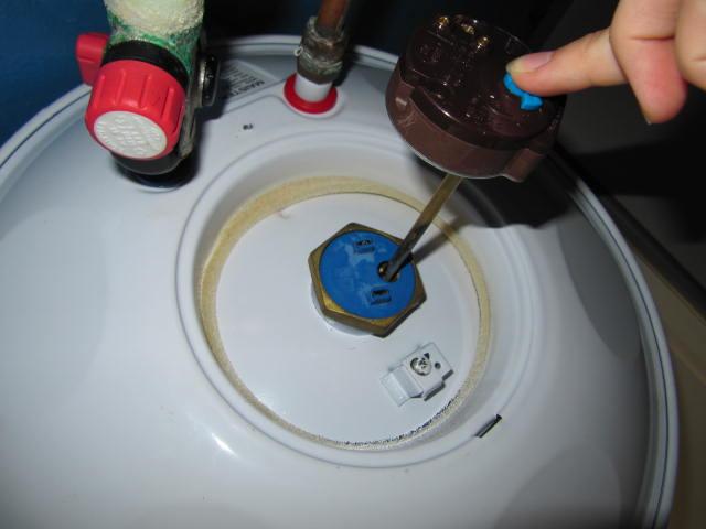 probleme didentification chauffe eau lctrique
