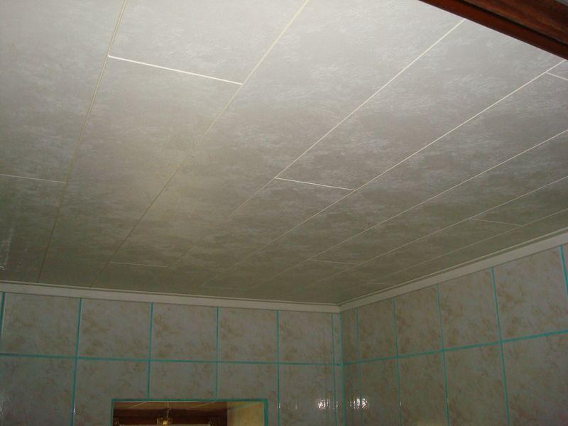Coller des baguettes quart de rond murplafond sur peinture tanche