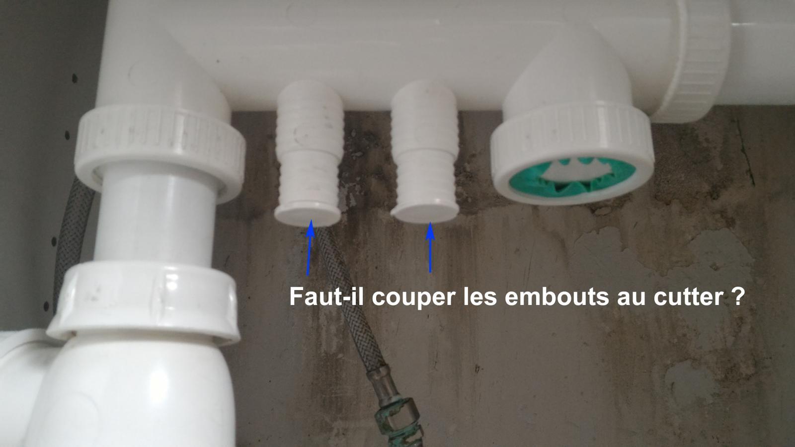 Lave Vaisselle Sous Evier Panneau De Signalisation Rond