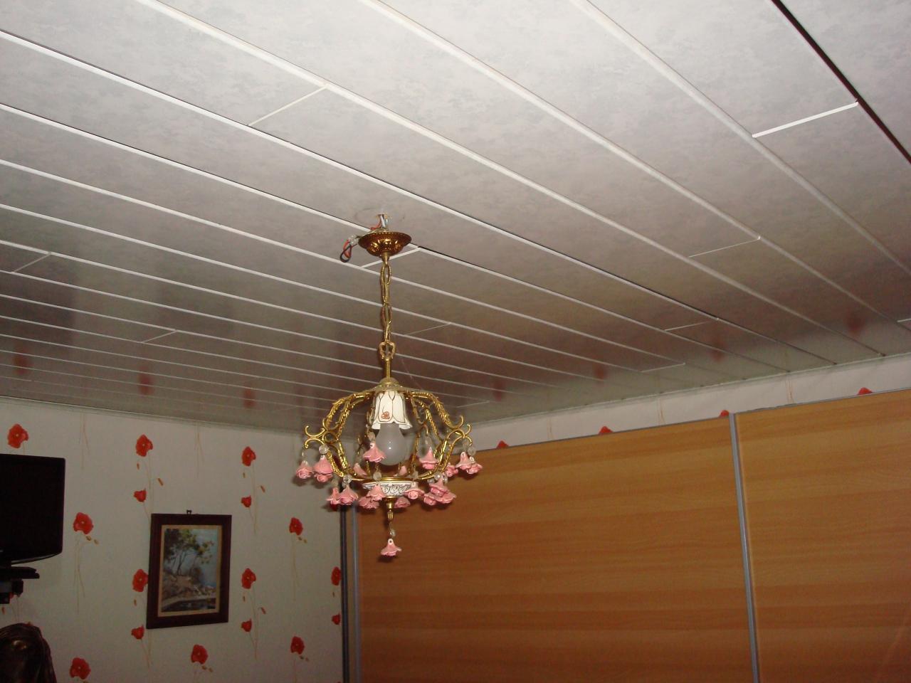 question sur plafond tendu