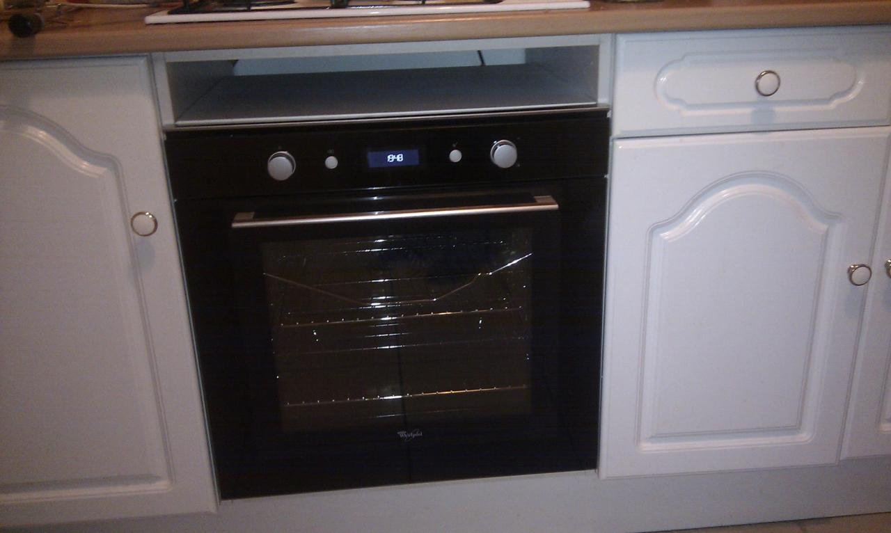 meuble de cuisine pour four encastrable