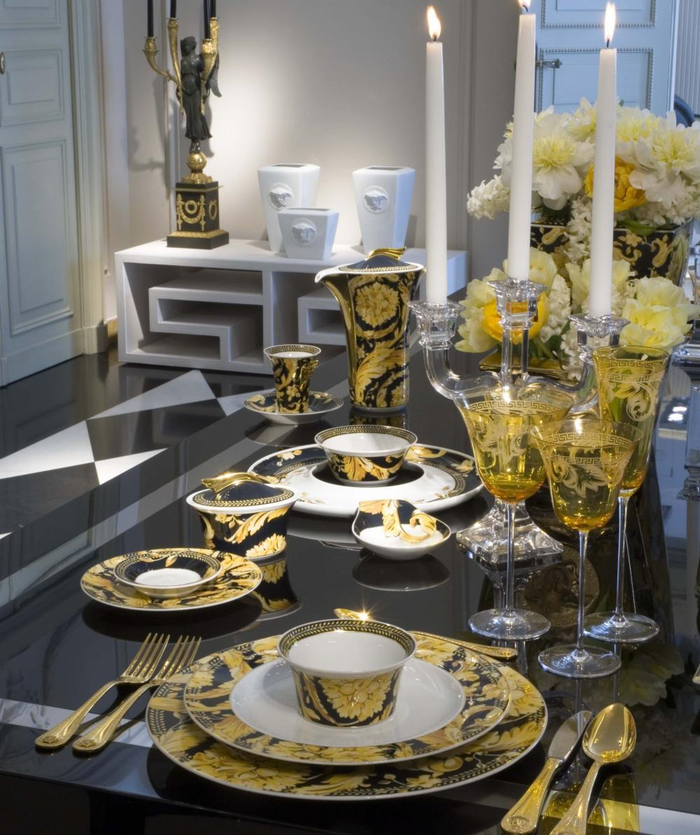 Versace By Rosenthal Vanity Products