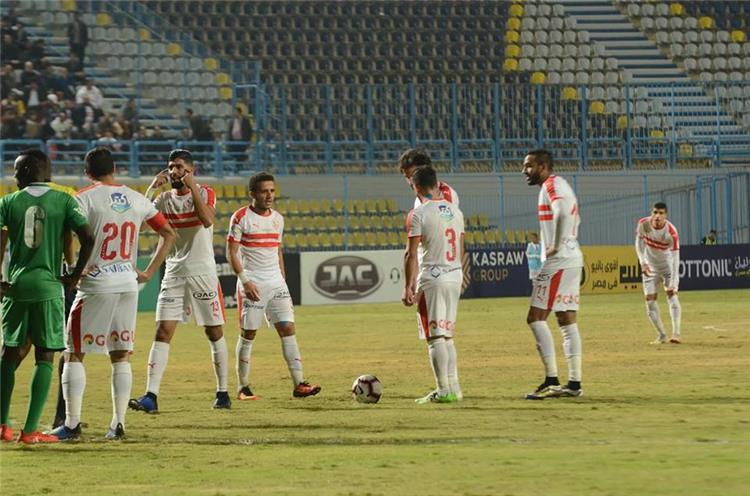Match Zamalek and Chadian cotton