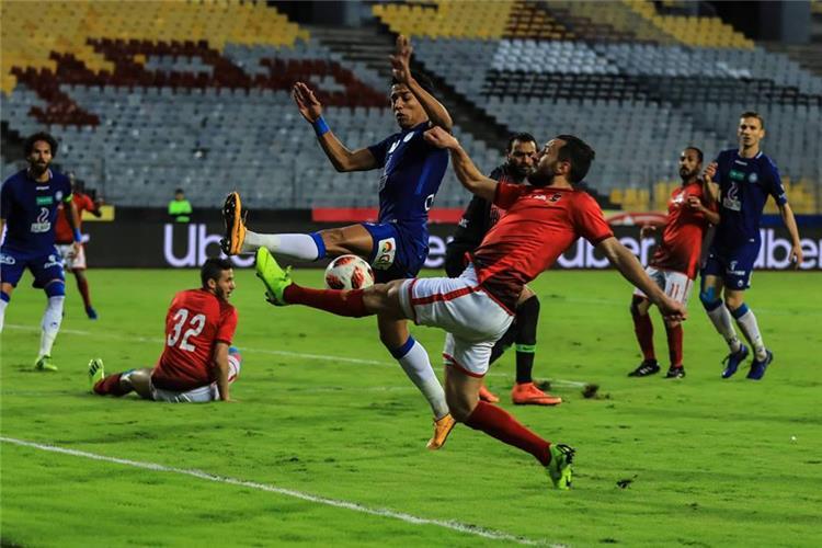 Al Ahly match