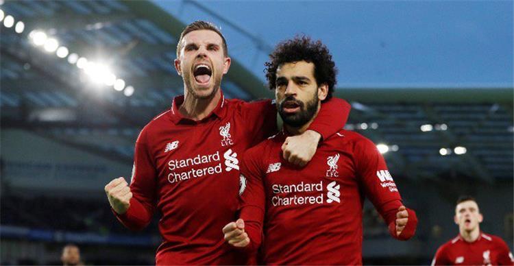Salah and Henderson