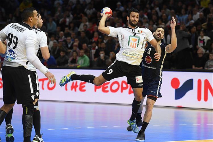 Egypt handball team