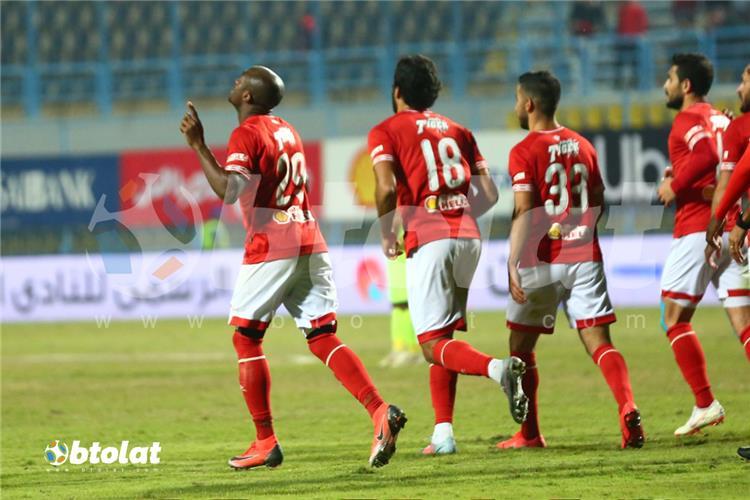 Al Ahli players