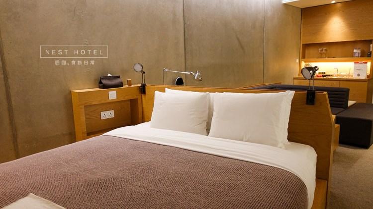 [韓國] 仁川住宿,Nest Hotel鳥巢飯店,設計新穎、靠近仁川機場