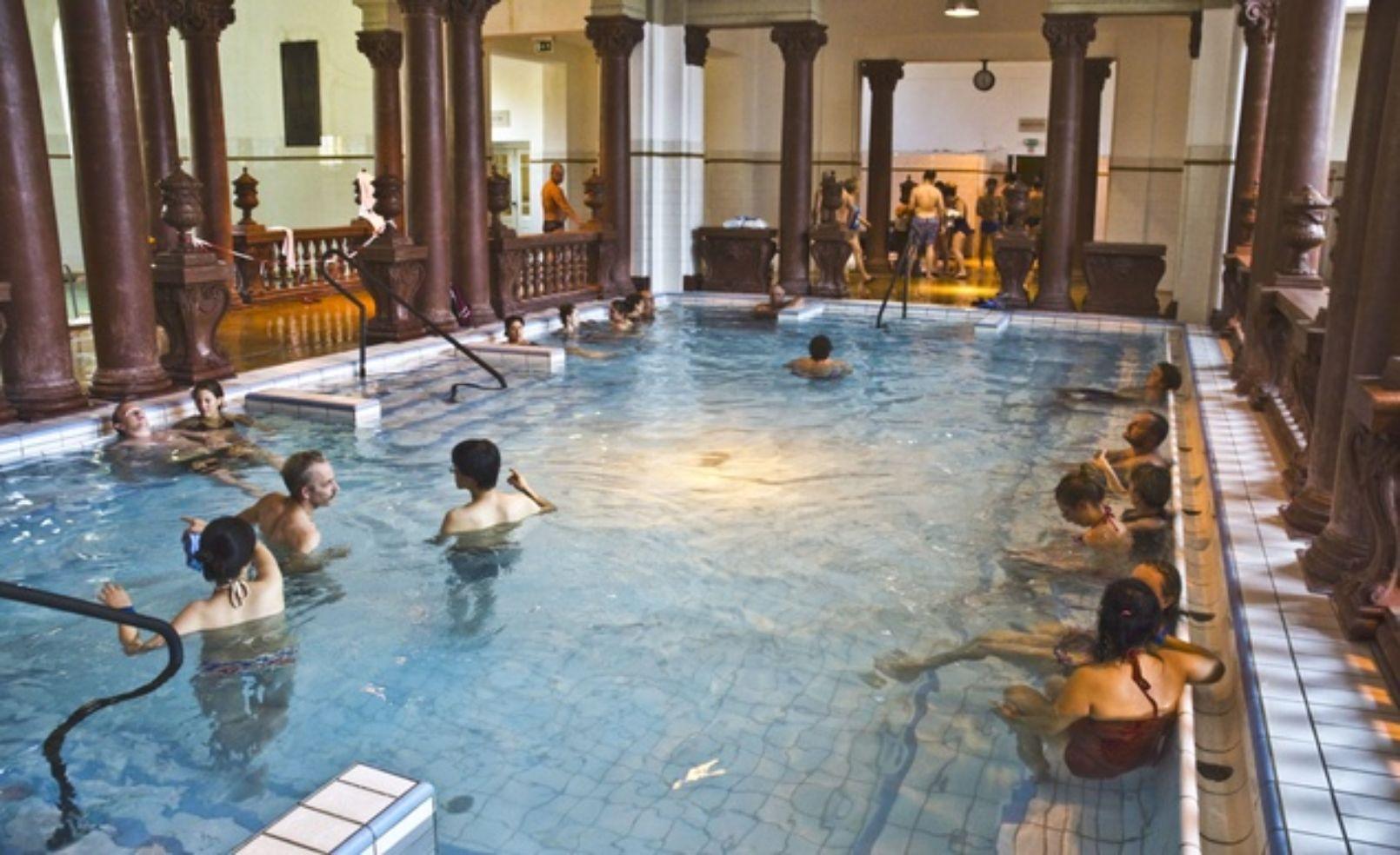 Ahh Dip In Of Gorgeous Hot Springs