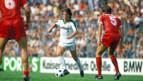 Lothar Matthäus a devenit rapid un lider la Borussia Mönchengladbach