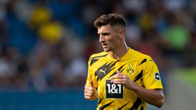 """Thomas Meunier: """"Borussia Dortmund has the mentality and quality to  succeed""""   Bundesliga"""