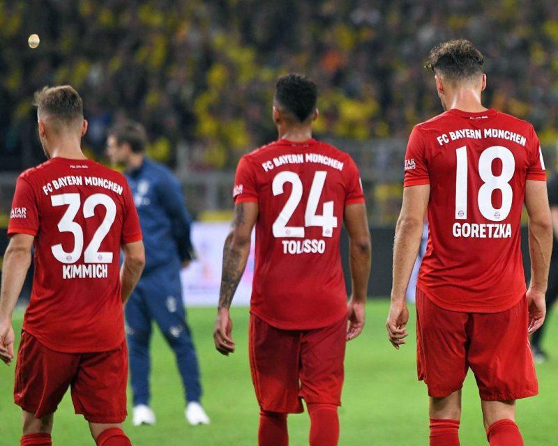 Bundesliga   Who will replace Joshua Kimmich in the Bayern Munich midfield?