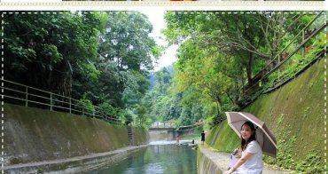 『苗栗』暑假夏日溪畔玩水趣~卓蘭岩川森林園區。