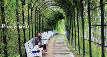 苗栗新景點   雅聞七里香玫瑰森林,浪漫歐式玫瑰花園、香氛步道美到讓人無法忘懷~
