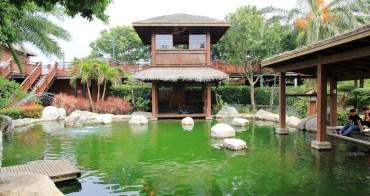 台中景點 | 后里星月大地,秒飛到峇里島玩水,冰涼戲水池、美人足湯、大泡泡超好玩!