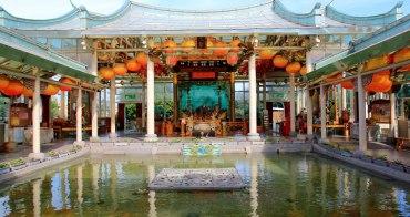 彰化景點 | 台灣玻璃館藏幻境黃金隧道,美拍唯一玻璃媽祖廟,炫麗迷宮超好玩!