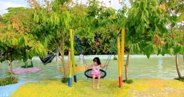 桃園一日遊》免費玩~佔地超廣地景花園、向日葵農場、最美日本町、撒哈拉沙漠一日遊趣~