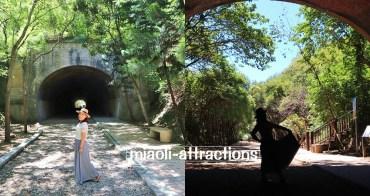 苗栗景點》神隱少女!崎頂子母隧道,走入宮崎駿動畫世界,假日踏青、情侶約會好去處!