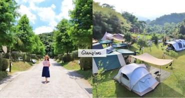 全台》準備Glamping了沒?全台「特色露營區體驗」,夜衝入住森林帳篷、豪華營帳。