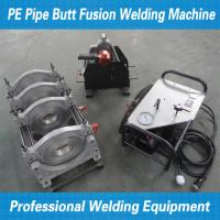 plastic pipes fusion welding machine - quality plastic ...