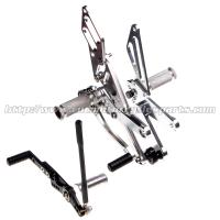 Yamaha Motorcycle Rear Sets Folding Foot Pegs For All