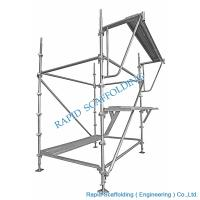 Kwikstage System Steel Scaffolding Construction Materials