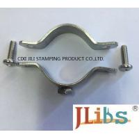 Industrial Gas Pipe Clamps / Stainless Steel Pipe Clamps ...