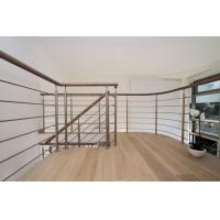 Modern House Indoor Stainless Steel Cable Wire Railing